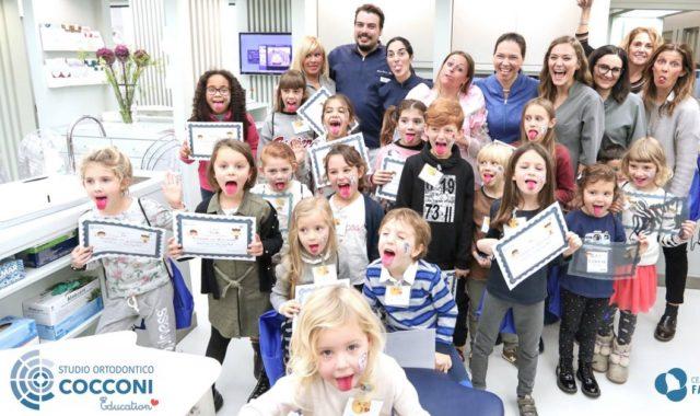 Evento prevenzione traumi dentali - Studio Cocconi Parma