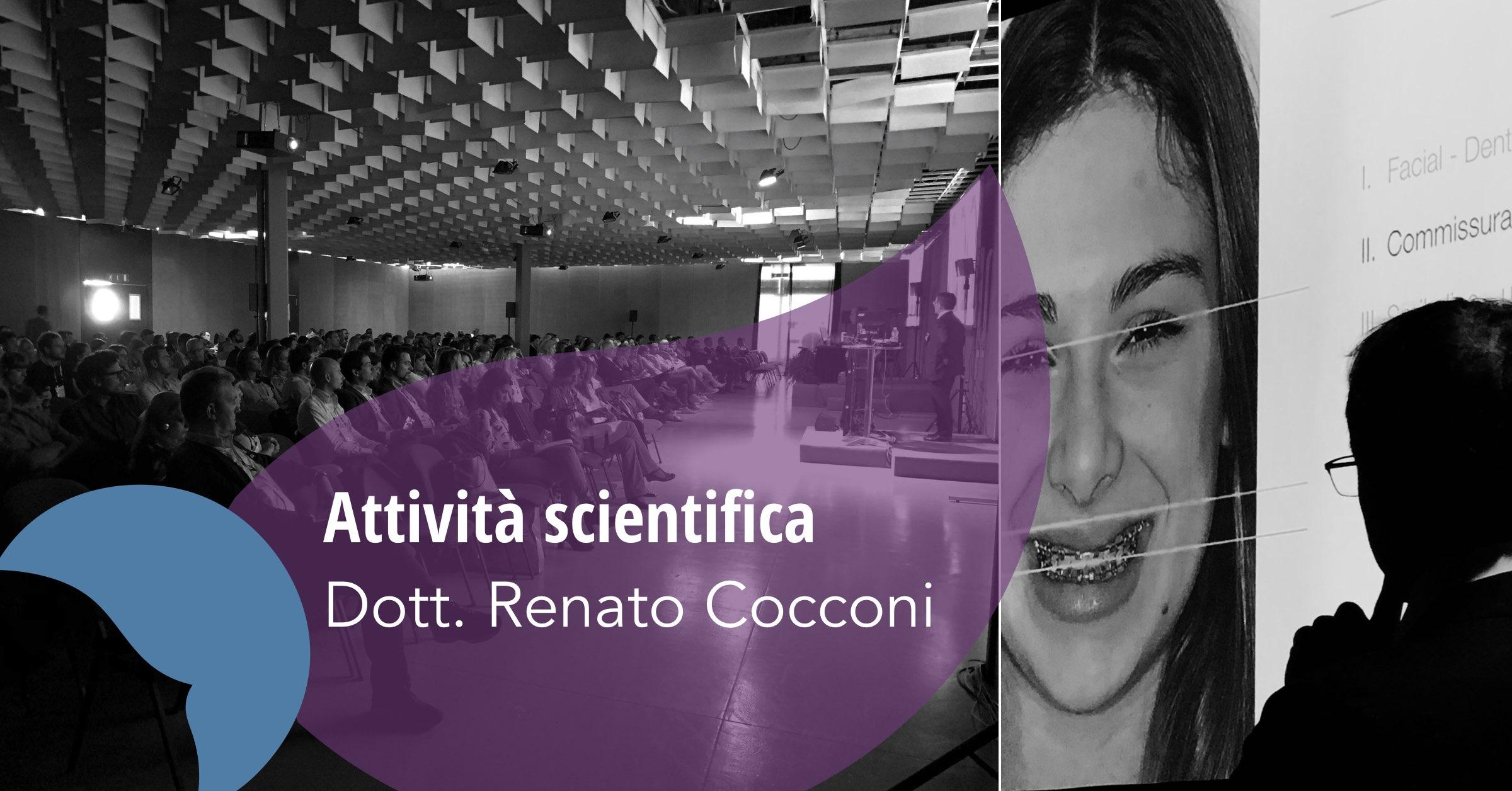 Attivita scientifica Renato Cocconi 01