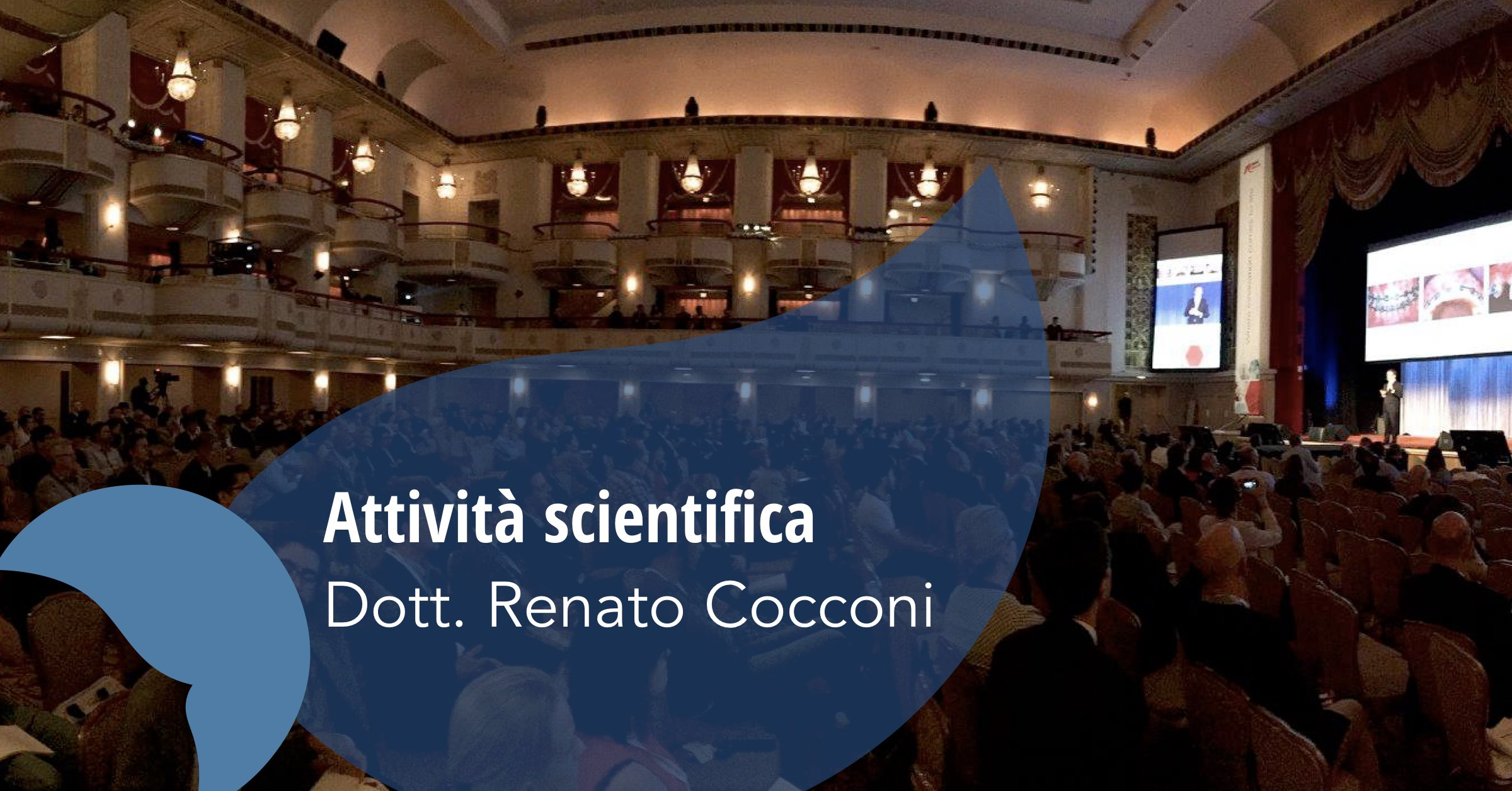 Attivita scientifica Renato Cocconi 03