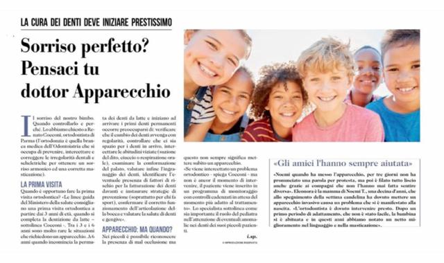 Renato Cocconi Gazzetta di Parma